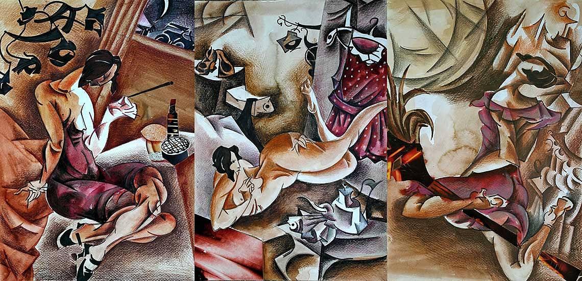 Иллюстрации Арины Георгита Arina Gheorghita