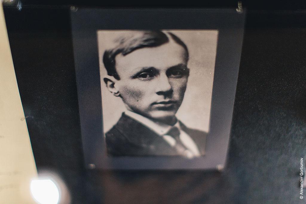 Портрет молодого Булгакова