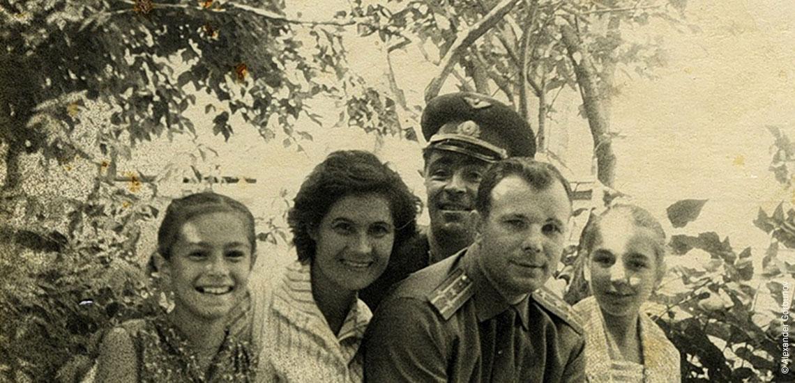 12 апреля - День космонавтики Гагарин
