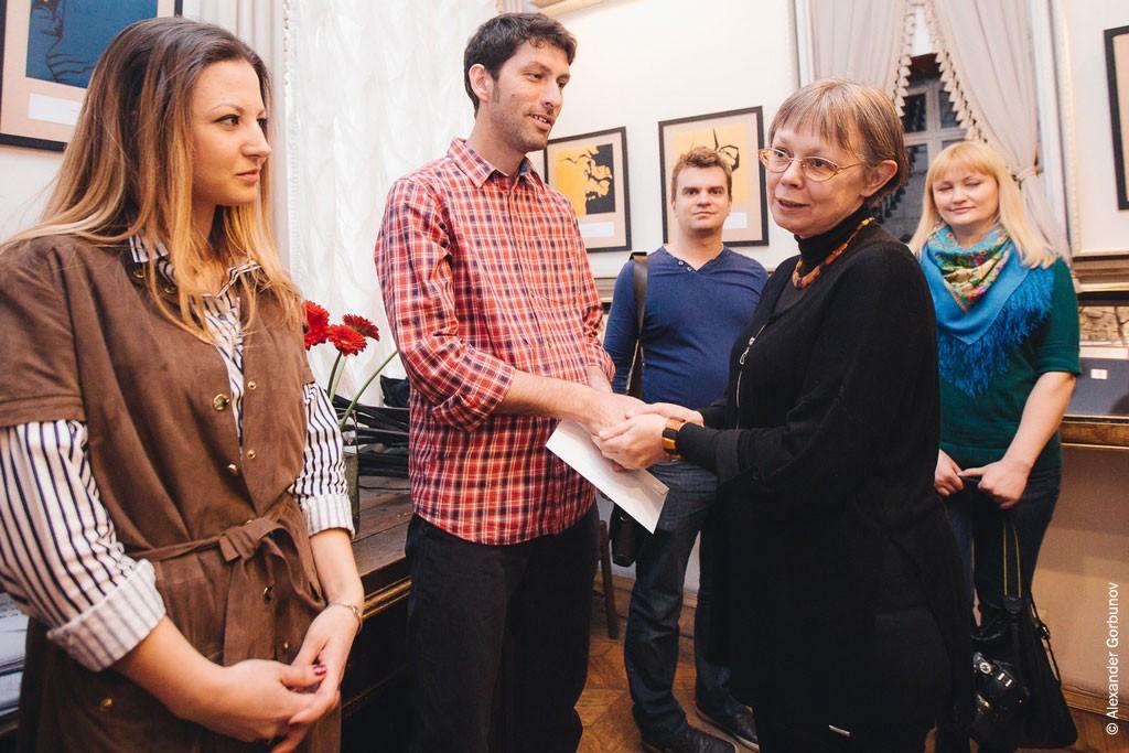 Марина Старченко и Дарий Асадуллаев