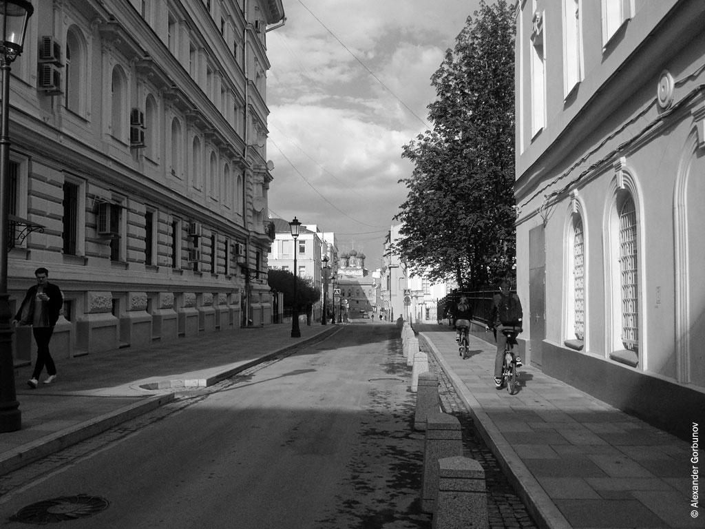 Петровский переулок Москва