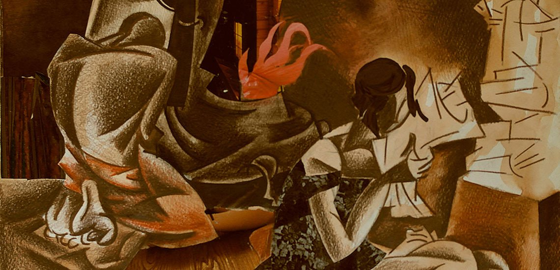 Выставка иллюстраций Арины Георгита