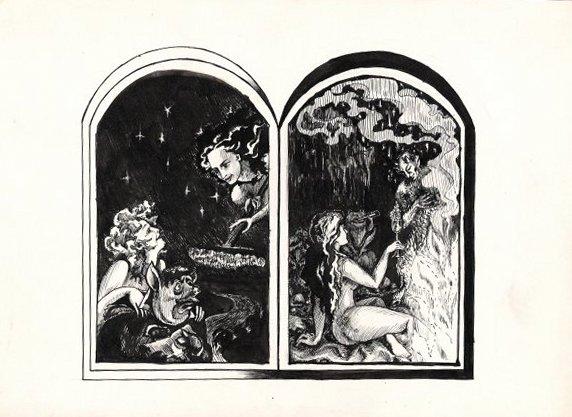 Ведьмы Janeste Invasioon Мастер и Маргарита