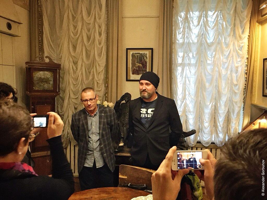 Николай Королёв и Алексей Шаморкин