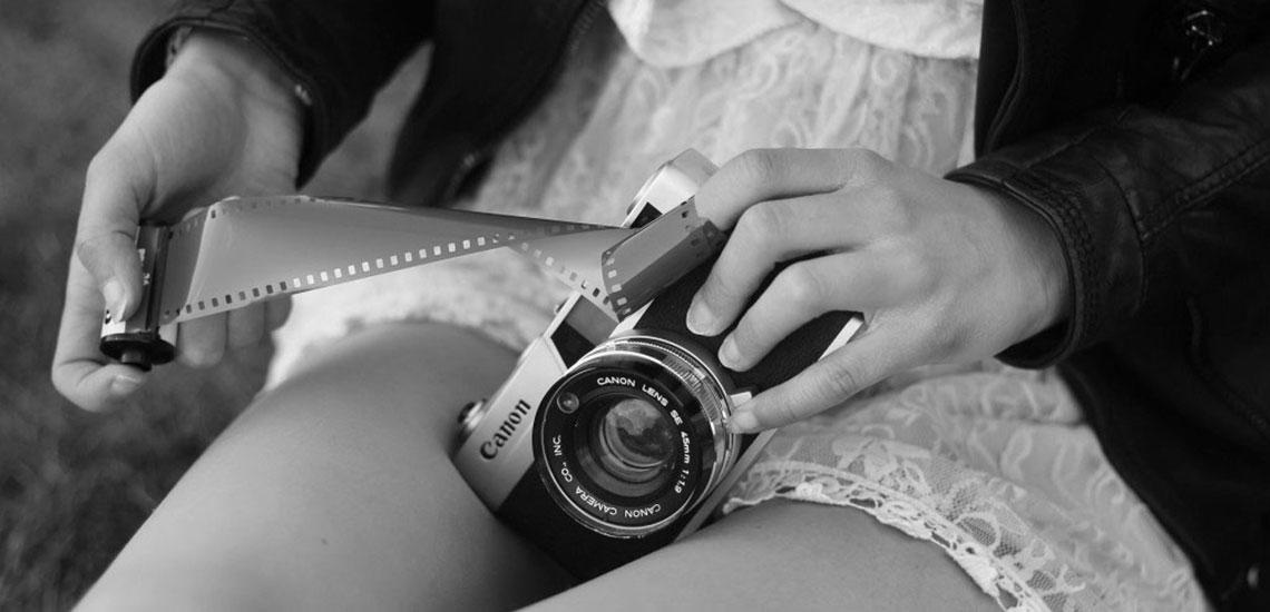 Старая фототехника