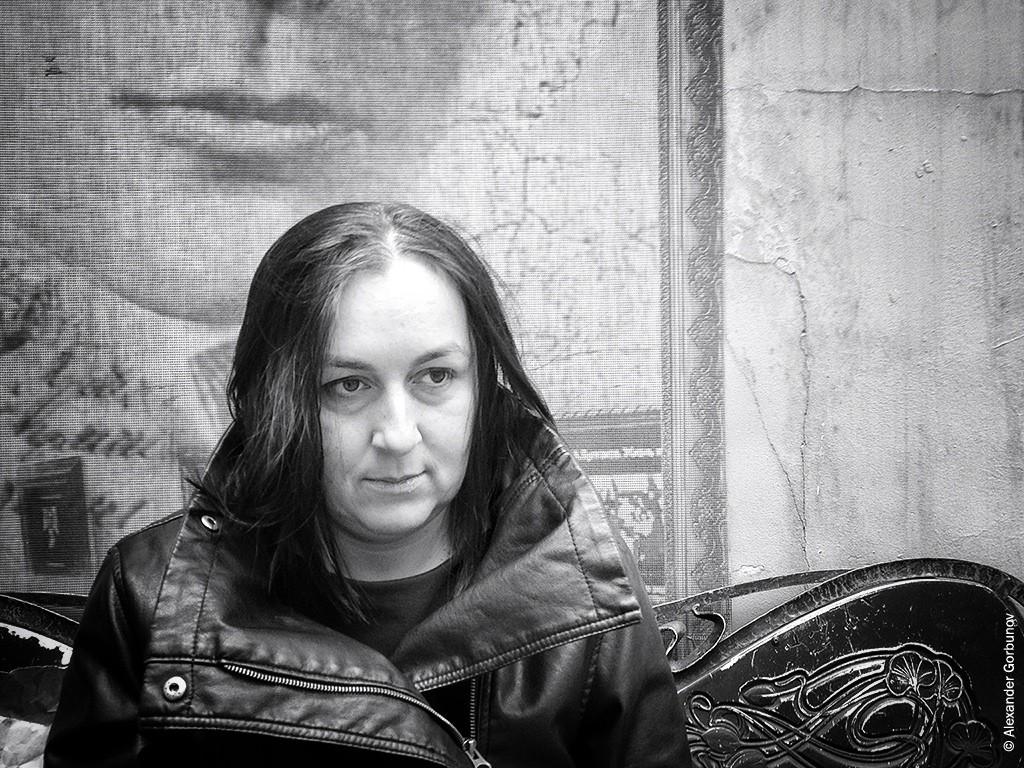 Арина Георгита Портреты Arina Gheorghita
